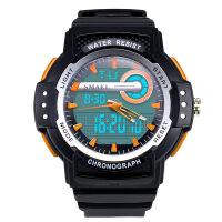 斯麦尔(SMAEL) 手表 电子表 1503多功能双显休闲户外运动手表硅胶表带男女