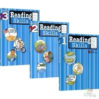 Harcourt Family Learning Reading Skills 哈考特阅读技巧 小学一年级 二年级 三年