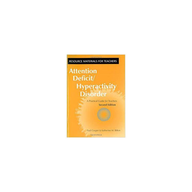 【预订】Attention Deficit Hyperactivity Disorder 9781853467318 美国库房发货,通常付款后3-5周到货!