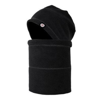 抓绒帽子男户外面罩头套女加厚保暖防风cs蒙面帽围脖滑雪帽 品质保证 售后无忧 支持货到付款