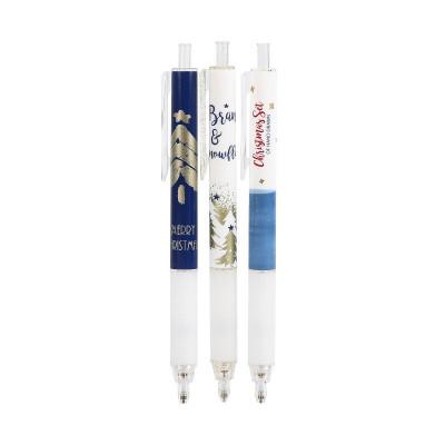 晨光冰雪节活动铅笔 0.5考试铅笔 按动铅笔 自动铅笔 H5616 两支