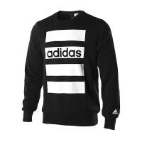 Adidas阿迪达斯 男装 运动休闲透气卫衣套头衫 CF4815