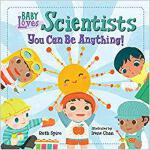 【预订】Baby Loves Scientists 9781623541491