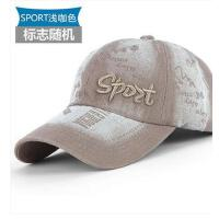 棒球帽男 帽子鸭舌男帽韩版潮时尚街头男帽子