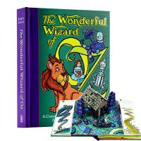 绿野仙踪 立体书 英文原版 The Wonderful Wizard Of Oz 原装进口 名家Robert Sabuda