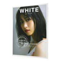 现货 进口日文 写真 WHITE graph BUZZ GIRLS MAGAZINE 002 表纸 西野七濑 50页