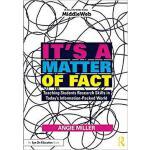 【预订】It's a Matter of Fact 9781138302808