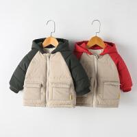 宝宝棉衣小童冬装短款婴幼儿棉袄