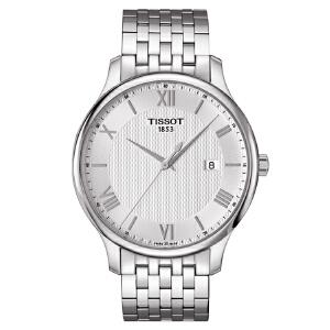 天梭TISSOT-俊雅系列 T063.610.11.038.00 石英男士手表【好礼万表 礼品卡可购】