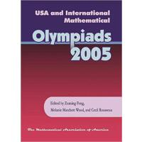 【预订】USA and International Mathematical Olympiads 2005 97808