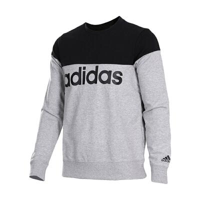 Adidas阿迪达斯 男装 男子运动休闲圆领套头衫 AZ8348男子运动休闲圆领套头衫