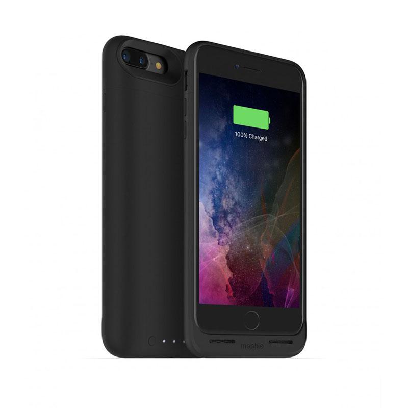 mophie苹果7P/iPhone8 Plus无线充电背夹电池 MFi认证充电手机壳2420mA  超薄移动电源