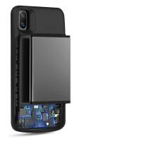 小米note3电池小米5X背夹充电宝 小米5Splus手机壳无线快冲1万大容量移动电源