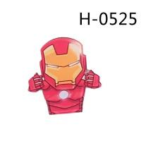 个性漫威复仇者联盟胸针超人闪电侠美国队长蜘蛛徽章时尚衣服配饰