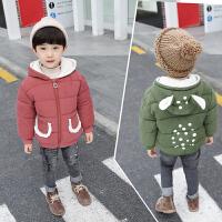 宝宝棉衣婴儿棉袄女童外出儿童冬装外套