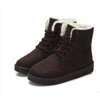 №【2019新款】冬天小朋友穿的加绒男大童雪地靴儿童棉鞋韩版学生靴子女大童短靴
