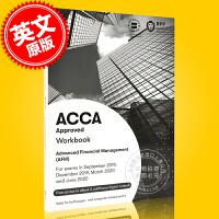 现货 ACCA课程 高财务管理 教材 英文原版 Advanced Financial Management (AFM)