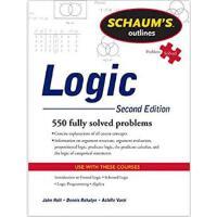 英文原版 逻辑纲要,*版 Logic