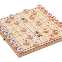 木质折叠中国HL01 便携式儿童大号木制象棋0.56更多棋牌及配件