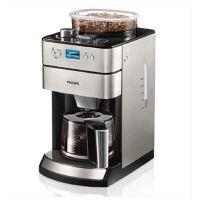 Philips/飞利浦咖啡豆机HD7751家用现磨 全自动磨豆机 飞利浦滴漏式功能咖啡机