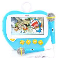 【支持礼品卡】故事机可充电下载 智能卡拉OK触屏早教机宝宝益智3-6岁玩具f8q