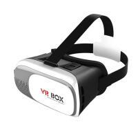 智能眼镜4代 成人虚拟现实头戴式游戏VR头盔资源VR眼镜 黑色