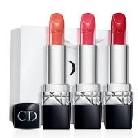 【跨年大促】【直降】【香港直邮】法国迪奥(Dior) 烈艳蓝金唇膏 口红 3.5g/支