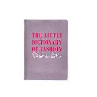 现货包邮 英文原版 The Little Dictionary of Fashion 克里斯汀・迪奥 时尚的秘密 时尚