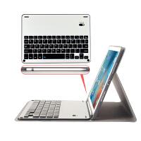 ipad2018新款蓝牙键盘保护套平板air32皮套10.5笔槽pro11外接键盘 ipad pro11黑色