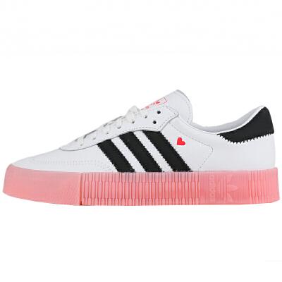 Adidas阿迪达斯女鞋三叶草运动休闲鞋低帮板鞋EF4965 运动休闲鞋低帮板鞋