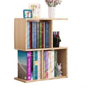 御目 书架 简约现代创意储物柜简易学生桌上置物架书架书柜宿舍书柜儿童桌面小架子收纳架