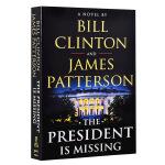 【中商原版 包邮】失踪的总统 英文原版 The President is Missing 比尔克林顿 詹姆斯帕特森合著