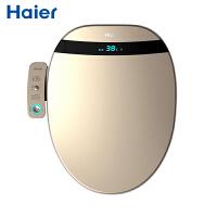 海尔(Haier) 卫玺V3-E400 智能马桶盖 洁身器 卫洗丽 电子坐便盖 即热水源 恒温舒适