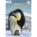 英文原版 南极洲在哪儿? Where Is Antarctica? 中小学读物