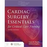 【预订】CARDIAC SURGERY ESS FOR CRIT CARE NURS 3E W/NTP 9781284