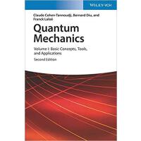 【预订】Quantum Mechanics 2E Volume 1 9783527345533