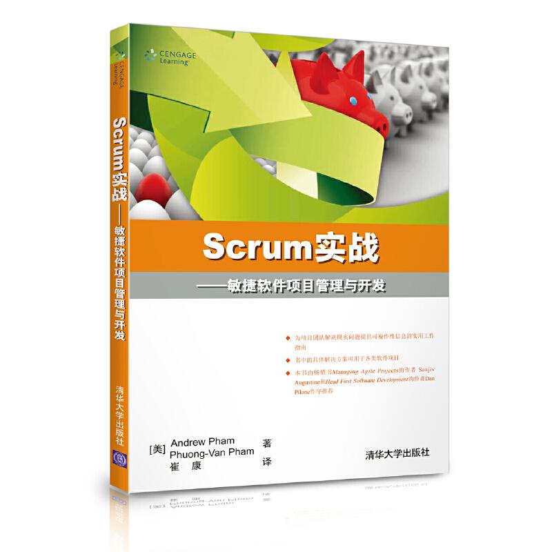 Scrum实战——敏捷软件项目管理与开发(2013年度*受网友喜爱IT图书奖TOP10,敏捷/Scrum新手开发圣经)
