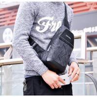 韩版男包 新款休闲包 时尚胸包 男士斜挎包 男休闲单肩包 牛津布 男包运动小背包