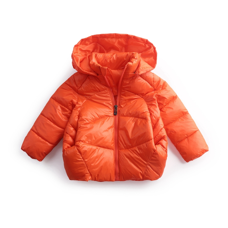 冬季儿童羽绒男女童装宝宝婴儿幼儿秋冬保暖棉衣