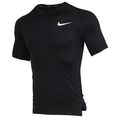 Nike耐克男装运动训练短袖休闲透气T恤BV5632-010 运动训练短袖休闲透气T恤