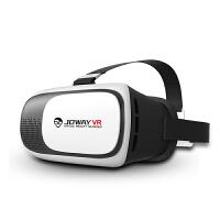 乔威VR眼镜升级版  手机3D虚拟现实眼镜 头戴式游戏电影影院  看3D