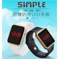 手表 智能手环表 户外多功能电子表 时尚炫酷男士手表LED电子表 情侣表男式运动表学生表潮流女款腕表