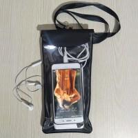 手里防水袋机防水袋可充电插耳机骑手潜水套触屏华为苹果oppo通用 黑色