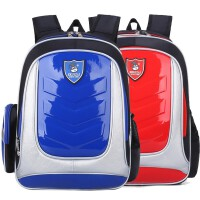 开学必备小学生书包 PU免洗儿童背包 书包小学生1-3-6年级男女生双肩包开学礼物