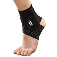 护踝扭伤防护足球超薄弹性绷带泰拳护脚踝运动男女脚腕护具