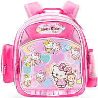 Hello Kitty凯蒂猫 儿童书包小学生双肩包女童爱心款幼儿园背包
