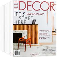 美国ELLE DECOR杂志订阅 E11订阅2021年 住宅别墅家居室内空间软装设计杂志
