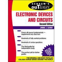 英文原版 电子器件与电路概论 Schaum's Outline of Electronic Devices and C