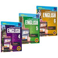SAP Learning English Workbook 4-6 学习系列小学英语练习册套装 10-12岁 四五六年