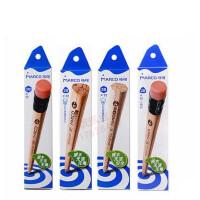 马可铅笔原木书写HB/2B铅笔学生考试专用三角铅笔6003